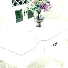 clear table protector glass table top protector glass table covers table top protector clear table protector