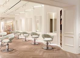 beauty salon lighting. the nexxus salon opens with a special lighting concept in nyc glamour beauty 7
