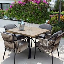home all weather rattan dining chairs skyline ham dining chair