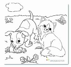 39 Nouveau Collection De Gatti E Cani Da Colorare