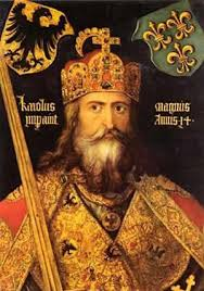charlemagne and the holy r empire the middle ages com the middle ages charlemagne