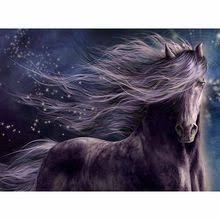 Shop 5d <b>Diamond</b> Painting Black <b>Horse</b> - Great deals on 5d ...