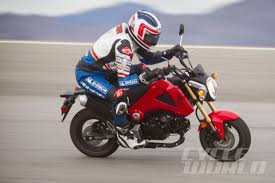 Honda Grom Bike Review Photos Specifications Dyno Run Video