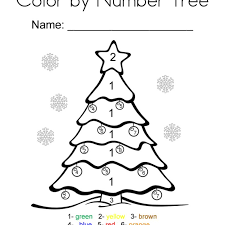 We have collected 35+ xmas tree coloring page images of various designs for you to color. Free Christmas Tree Coloring Pages For The Kids