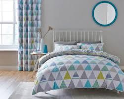 navy duvet cover blue geometric duvet cover grey double duvet set black and white geometric bedding