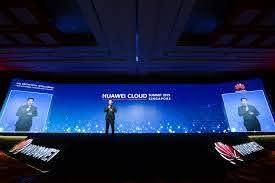 Huawei Cloud Summit Singapore 2019