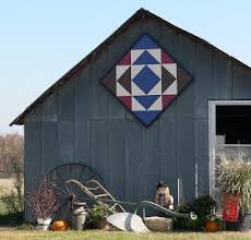41 best Barn Quilts images on Pinterest | Louisiana, Children and ... & Kansas Flint Hills Quilt Trail: Quilt Trail--they are really coming along. Adamdwight.com