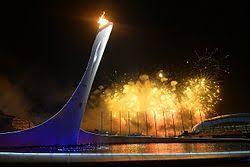 Олимпиада в Сочи Русский эксперт Олимпийский огонь Сочи и фейерверк на церемонии открытия