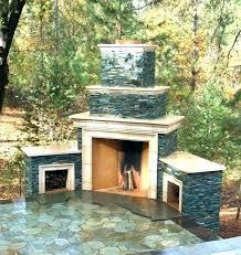 prefab outdoor fireplace kits fireplace kits outdoor stone fireplace outdoor outdoor stone fireplace outdoor fireplace ideas