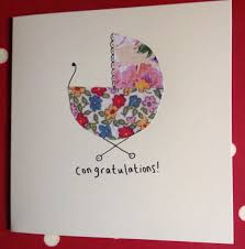 baby congratulations cards congratulations new baby card fabric cards and tags baby cards