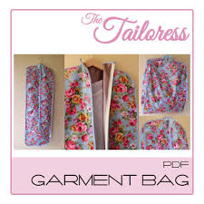 Garment Bag Pattern