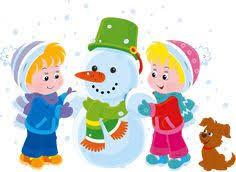 Zimowe zabawy na śniegu w grupie Tropicieli i Wynalazców – Przedszkole Edukacyjne