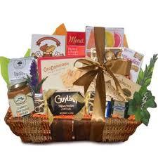 gift baskets overseas pover luxury feast