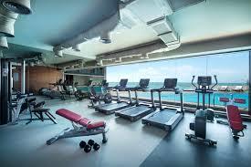 Fitness Club Design Fitness Club Wyndham Garden Ajman