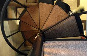Non-Skid <b>Carpet Stair Treads</b> - Dean Flooring Company