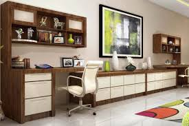 custom home office desk. Custom Built Office Cabinets Home Design Impressive Solid Wooden Cabinet With Work Desk And White Ergonomic Chair F