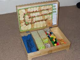 Board Games In Wooden Box Themed Carcassonne Storage Chest Themed Carcassonne Storage Chest 65