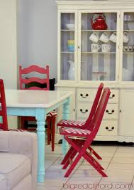 Of Great Ideas My Amazing Kitchen Table And Chair Transformation