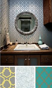 Removable Tiles For Apartment Decorating Solutions for Renters Bathrooms Centsational Style 2