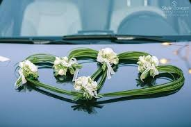 Pin by Masoumeh Momeni on ga (With images) | Wedding car decorations,  Wedding car, Wedding car deco