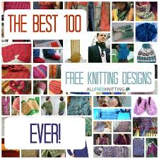Free Knitting Patterns To Download Fascinating The Best 48 Free Knitting Designs Ever Free Afghan Patterns Knit
