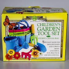 children s garden tool set