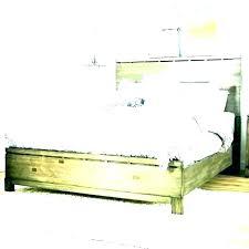 Width Of Twin Bed Headboard Full Size Frame Measurement