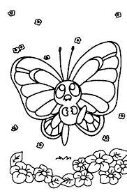 Kleurplaten Pokemon