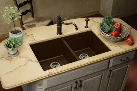 Best Granite Kitchen Sinks What Is Best Kitchen Sink Material Homesfeed