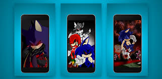 sonic exe android wallpapers hd