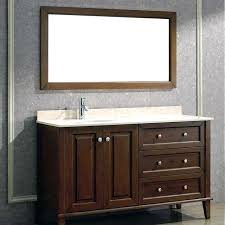 left sink vanity. Interesting Vanity Left Side Sink Bathroom Vanity Innovative Top With Offset Right Bowl  Fixtures 48 Inch Hand Intended Left Sink Vanity