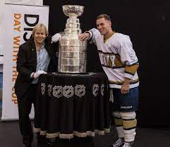 Phil Pritchard, Keeper of the Stanley Cup