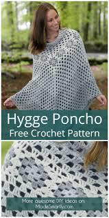 Free Crochet Poncho Pattern Cool Inspiration