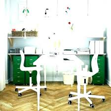 double desks for home office. Home Office With Two Desks Double Desk Beautiful Ideas For