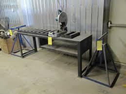 metal chop saw table. lot 229 - makita 2414nb 14\ metal chop saw table