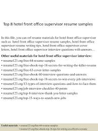 Agreeable Hotel Front Desk Clerk Resume Sample With Mesmerizing