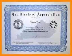 Examples Of Certificates Of Appreciation Wording Simple Certificate Recognition Wording Impression Wonderful Examples