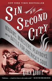 Second City Sign Design Amazon Fr Sin In The Second City Madams Ministers