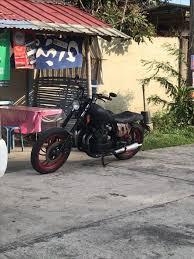 yamaha xj650 maximrush motorbikes