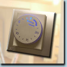 earth day use a rotary timer for storage water heater and it
