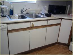 Thermofoil Kitchen Cabinets Peeling Cabinet 52112 Home Design Ideas