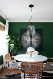 green dining room furniture. Dining Room   Via For Tuesday. Sherwin Williams Evergreens On Walls. Might Make Green Furniture