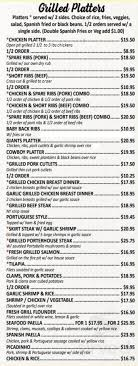 Fire pit wings and burgers menu. Fire Pit Grill Menu In Bayville New Jersey Usa