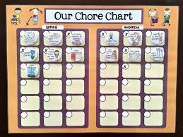 Family Responsibility Office Payment Chart Family Magnet Chore Chart Multiple Child Responsibility Chart Kids Magnet Chore Chart Children Regular Or Personalized