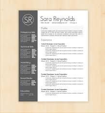 Etsy Resume Resume Template With Photo Free Download Best Of Free Resume Psd 18
