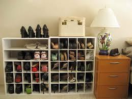 unique inside closet storage saving space a shoe closet storage shoe cabinet reviews 2016