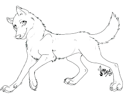 Wolf Coloring Pages Realistic Free Printable Wolf Coloring Sheets