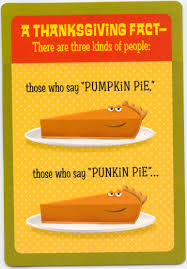 A Thanksgiving Fact Greeting Card Marges8s Blog