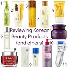 korean beauty s review and others part 2 top top korean makeup brands 2016