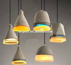 ampere light ampere champagne glow indoor pendant light fixture